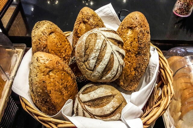 One can be sure that stale bread may be used and composted to benefit your plants.