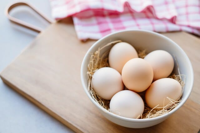 Starting the decomposition of eggshells for your gardening efforts won't break the bank!