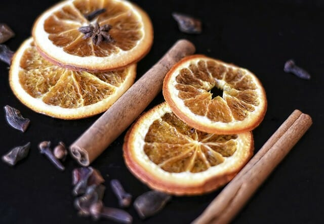 A cinnamon-essential oil mix is one of our favorite home remedies.