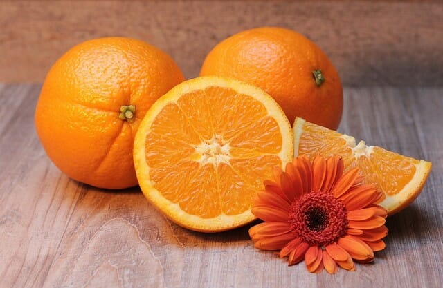 Using citrus at their entry points is one of the natural ways to get rid of ants.