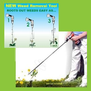BB # 3 Weed remover